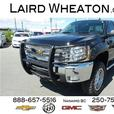 2013 Chevrolet Silverado 1500 4x4 Lifted, Black on Black