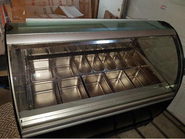 Taylor Millennium gelato cooler