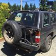 1995 Nissan Pathfinder - parts car only