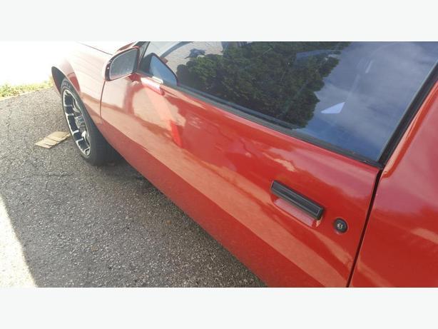 1987 Camero RS 5.7L