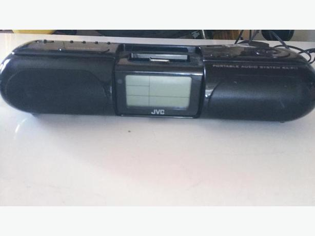JVC Portable Audio System RA-P11