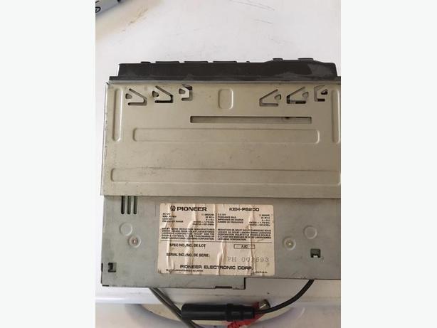VINTAGE pioneer KEH-6200 car stereo