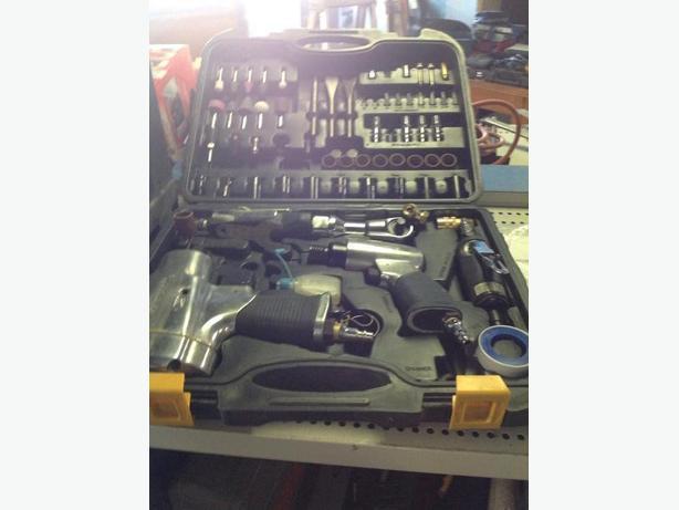 NEW Master craft Impact Wrench Set