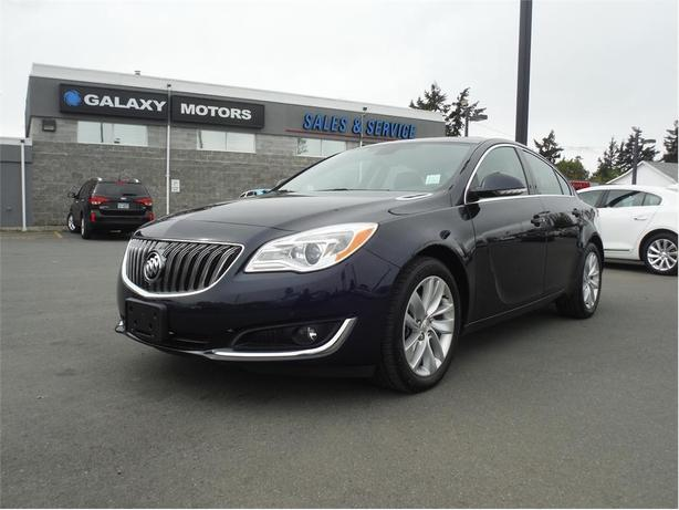 2016 Buick Regal Base - Leather, Pwr Moonroof, Alloy