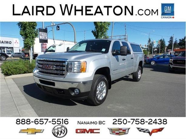 2014 GMC Sierra 2500HD SLE 4x4 w/ Back-Up Camera and Exterior Package