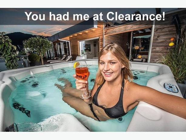 Jacuzzi Clearance