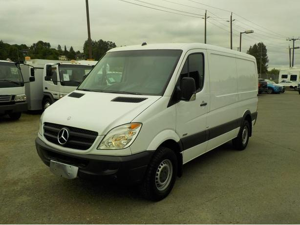 2011 Mercedes-Benz Sprinter 2500 144-in. WB Diesel Cargo Van
