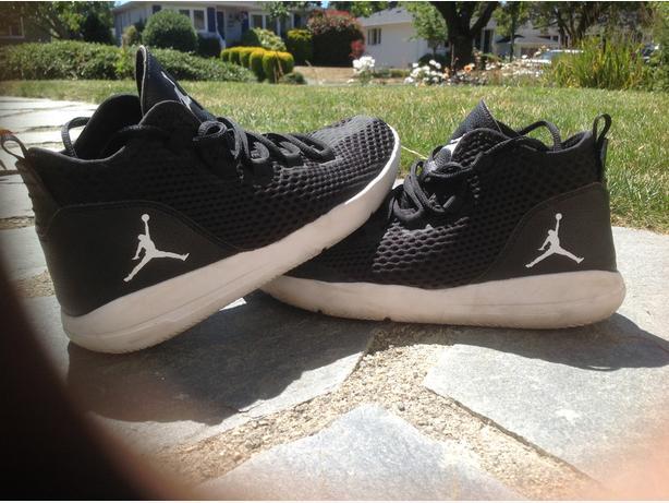 online retailer 6590d 47ea8 Nike Jordan shoes:Youth size 6.5 Oak Bay, Victoria