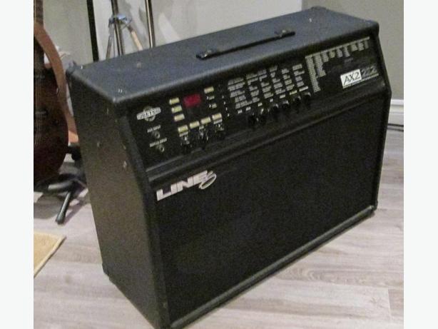 Line 6 200 watt combo