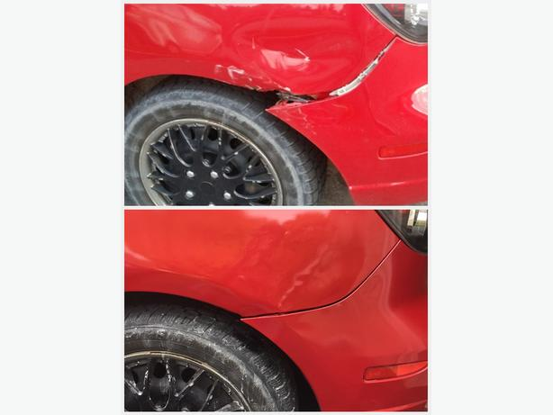 Bumper Repair within 3hrs at your place