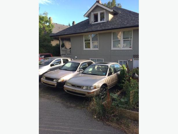 2 Cars For Price Of One 1993 Toyota Corolla Victoria City Victoria