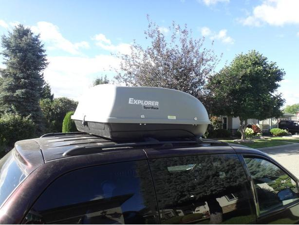 Roof Rack SportRack Explorer