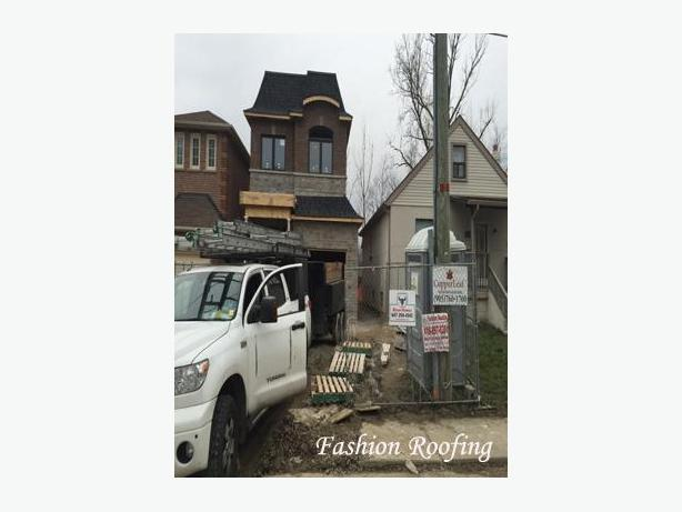 Brampton Roofing Company-Fashion Roofing
