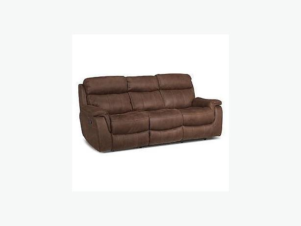 RECLINING SOFA, LOVESEAT & RECLINER CHAIR (SET)