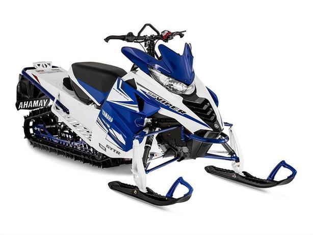 2015 Yamaha SRViper M-TX 153 SE