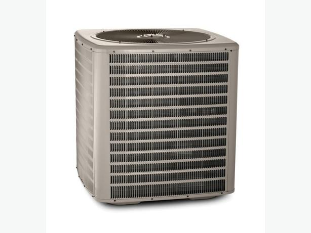 CENTRAL AIR CONDITIONER & EVAPORATOR COIL