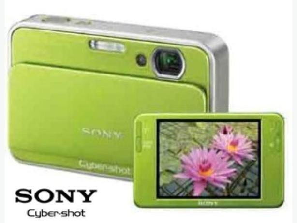 Sony Cybershot DSC-T2