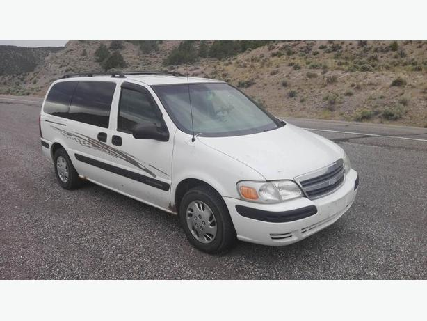 Chevrolet Venture Van