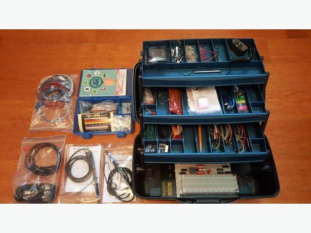 Camosun Tool Kit for CNET Program