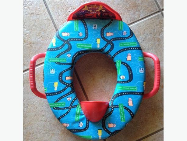 DISNEY SOFT POTTY SEAT FOR THE TOILET