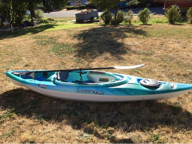 Pelican Odyssey Kayak Costco – Billy Knight
