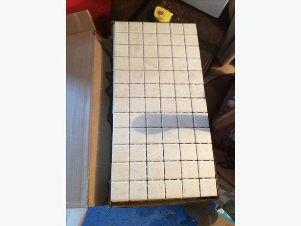 American Olean Porcelain Mosaic Tile X Squares Case Saanich - American olean 2x2 mosaic tile