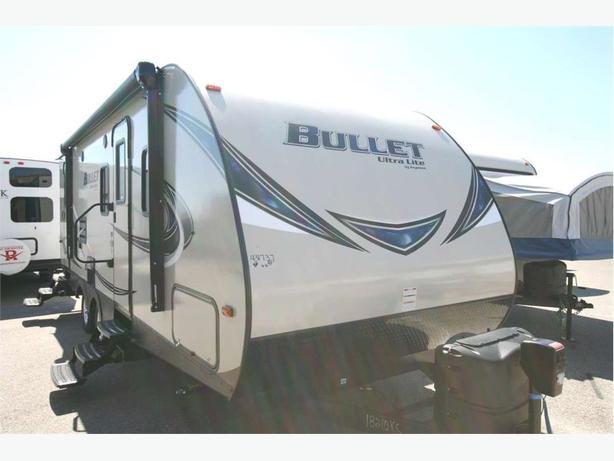 2018 KEYSTONE RV BULLET TT 247BHS