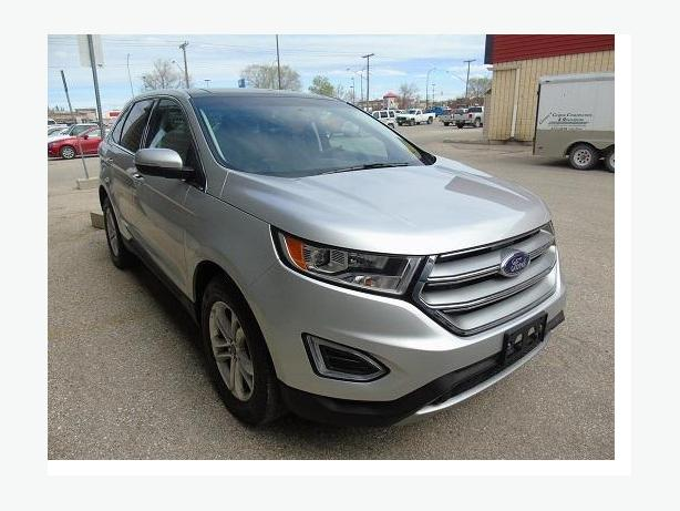 2016 Ford Edge SEL AWD,