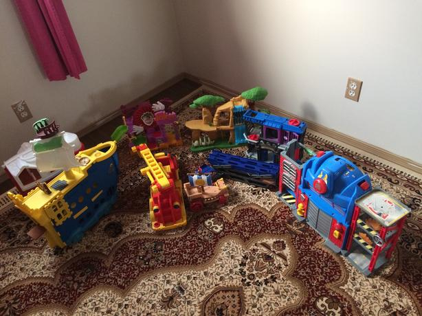 kids toys and items