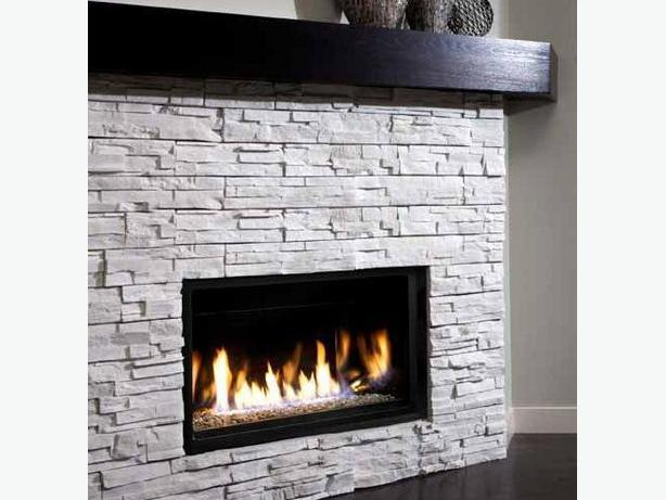 LINEAR BURNER DIRECT VENT GAS FIREPLACE