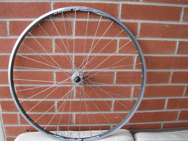 Alexrims AT400 wheel set