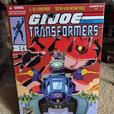 G.I.Joe Transformers Shockwave Hiss tank SDCC 2012 Exclusive