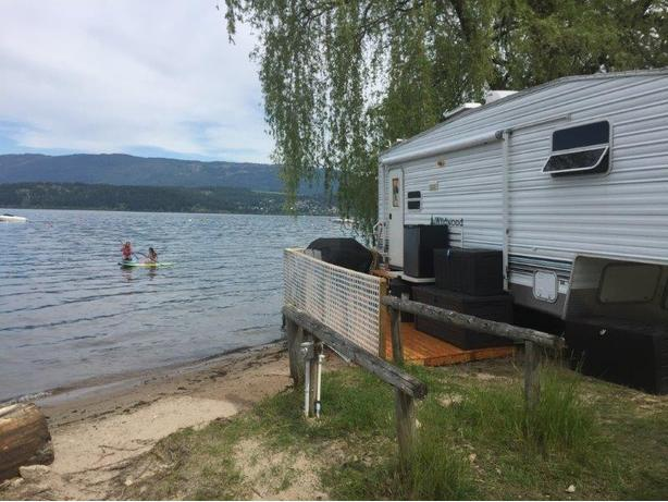 Lakeside RV for rent