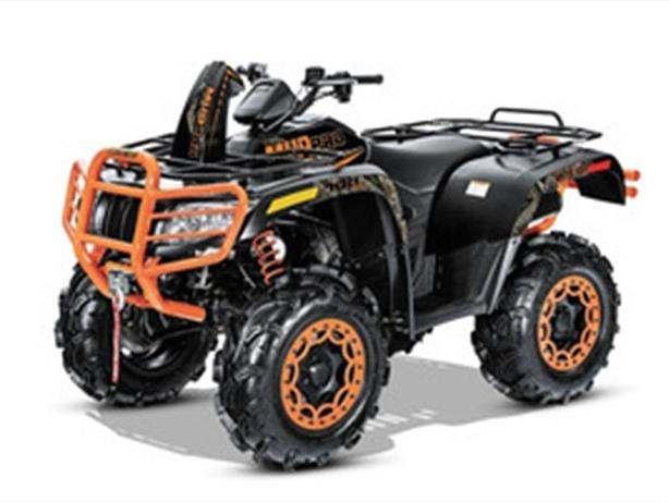 2017 Arctic Cat® MudPro 700 Limited EPS