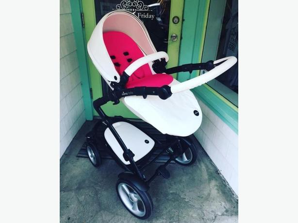 Mima Stroller with Winter kit