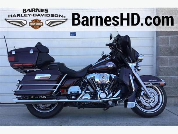 2005 Harley-Davidson® FLHTCU