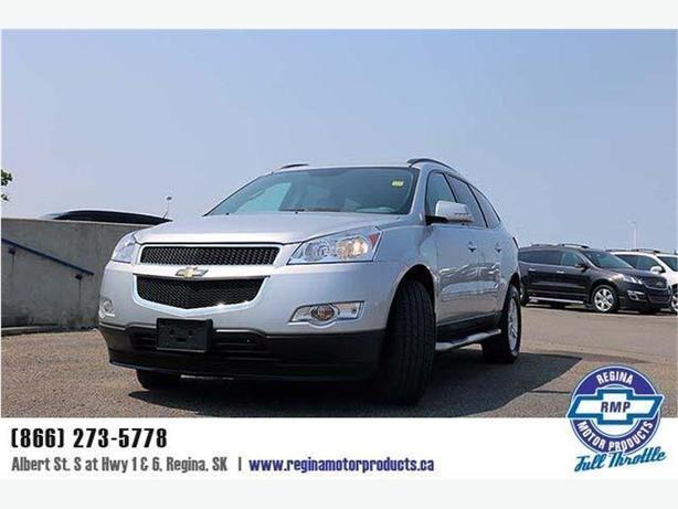 2011 Chevrolet Traverse 2LT