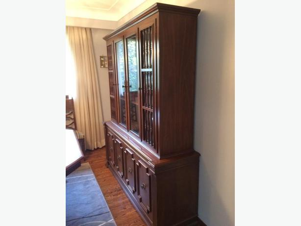 China cabinet and hutch- must go today- best offer