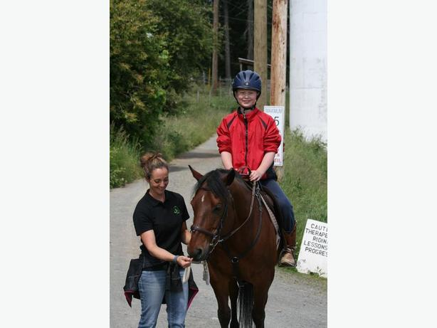 The Cowichan Therapeutic Riding Association Needs You!