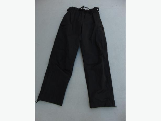 Rain Pants Men's Size Medium Wetskins Waterproof Black