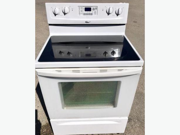 Whirlpool Smooth-top Electric Range
