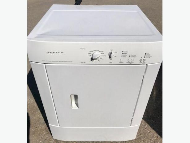 Large Capacity Frigidaire Dryer