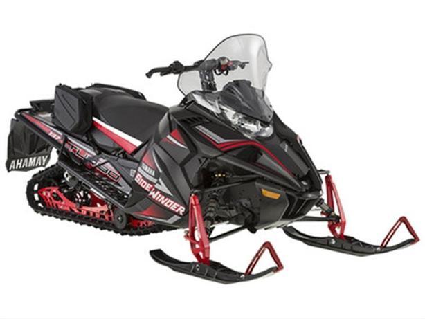 2017 Yamaha Sidewinder S-TX DX