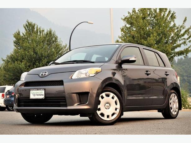 2012 Scion xD Hatchback Automatic with only 48,500 kilometres