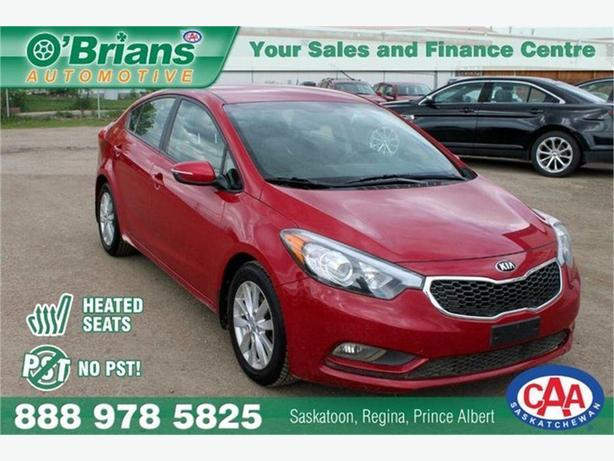 2015 Kia Forte LX - No PST! w/Heated Seats