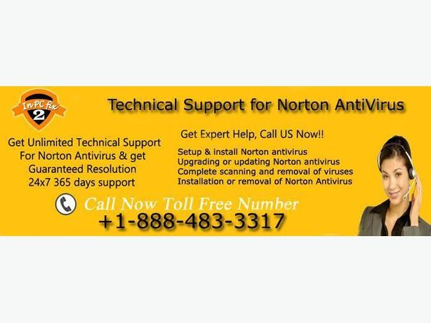 Ring 1-888-483-3317 for 360 Norton Technical Support