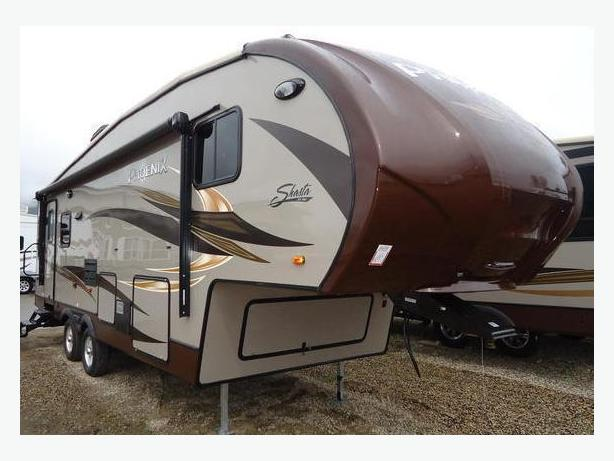 2015 Shasta Phoenix 27RL_RISE 5th Wheel Trailer