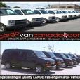 19P BUS  *12 PASSENGER * 8 & 15* 2O14 - 08 Express Savana Ford VANS
