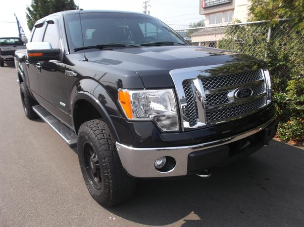 2012 FORD F-150 LARIAT 4X4 FOR SALE