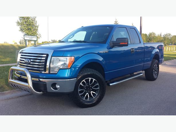 2011 Ford F-150 XLT XTR 5.0 4x4 - Only summer driven!